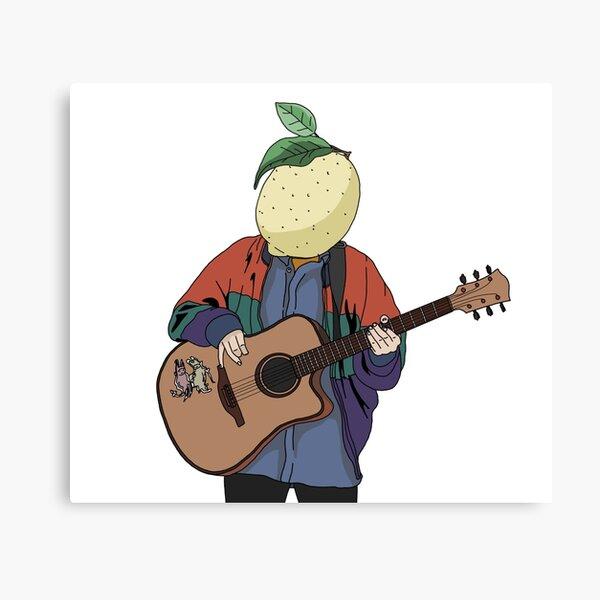 lemon boy Canvas Print