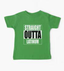 Straight OUTTA Latinum - Star Trek Baby Tee