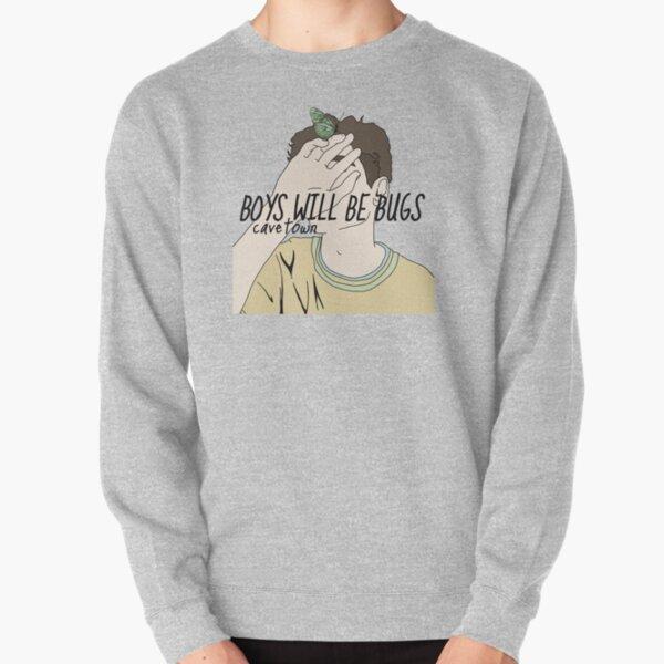Boys Will Be Bugs Pullover Sweatshirt