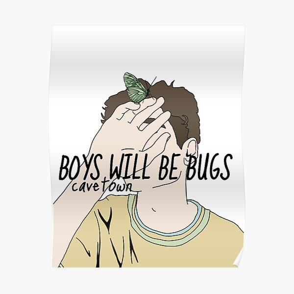 Boys Will Be Bugs Poster
