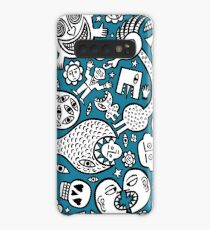 In a world of my own Case/Skin for Samsung Galaxy