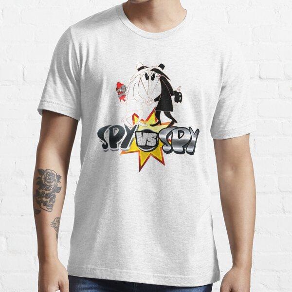 Spy VS Spy Essential T-Shirt