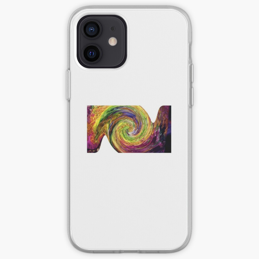 Rainbow Twist iPhone Case & Cover