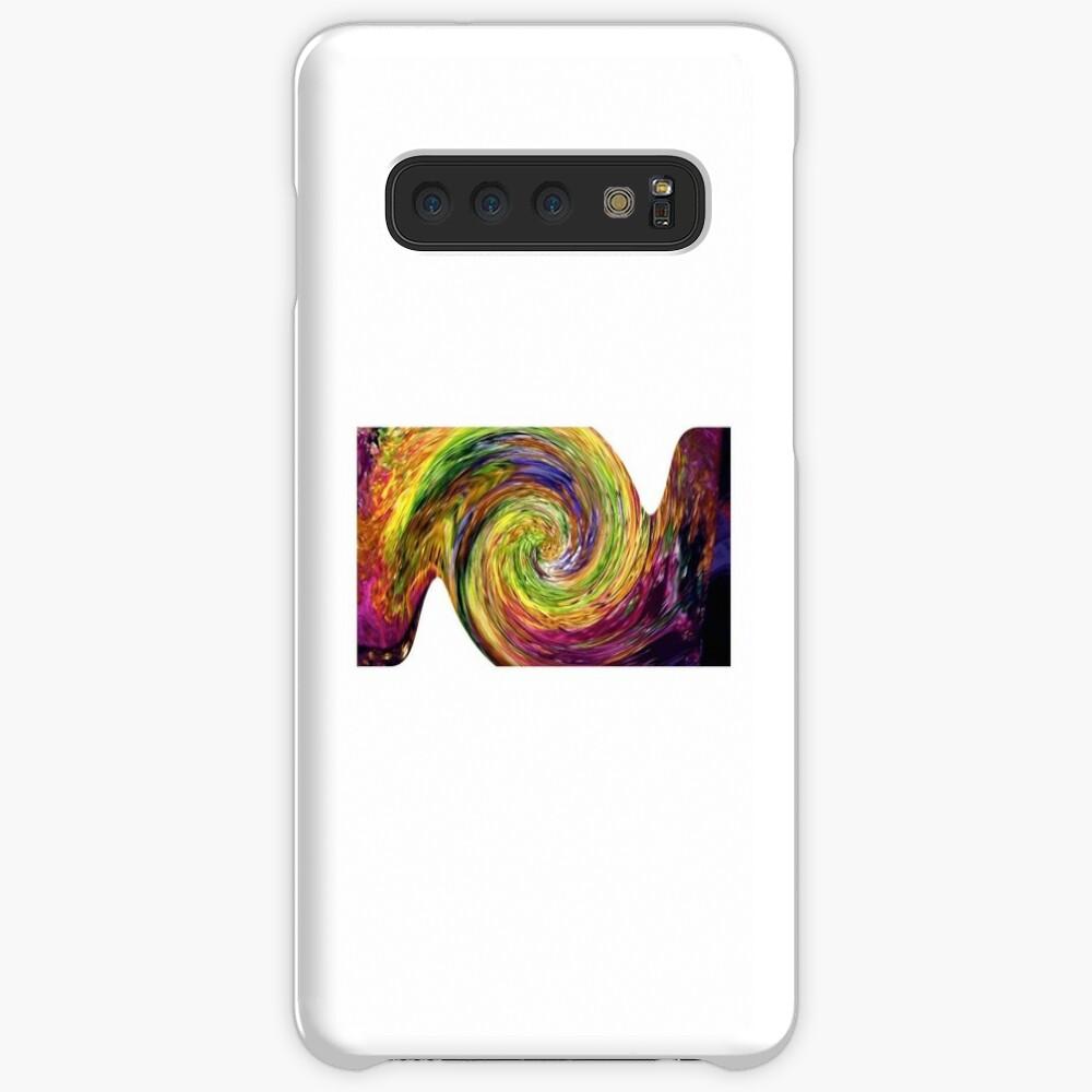 Rainbow Twist Case & Skin for Samsung Galaxy