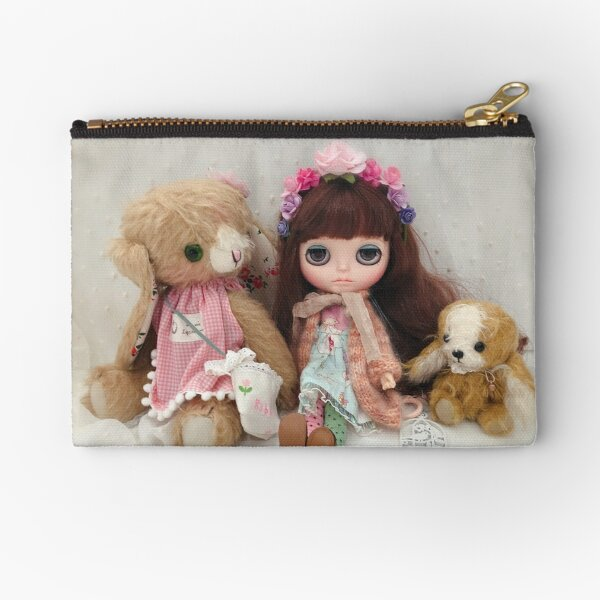 My new BFF from Belle and Puchi  Zipper Pouch