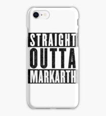 Adventurer with Attitude: Markarth iPhone Case/Skin