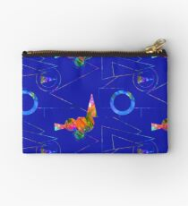 Abstract 167J Studio Pouch