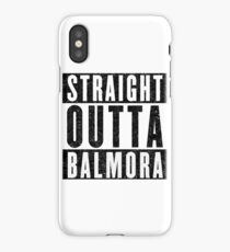 Adventurer with Attitude: Balmora iPhone Case