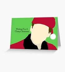 Classy Christmas Greeting Card