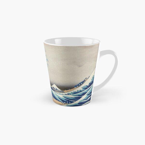 T-shirts, imprimés, etc. au meilleur prix - Hokusai - La grande vague au large de Kanagawa - 1823 Mug long