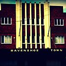 Ravenshoe Town Hall by Vanessa Barklay