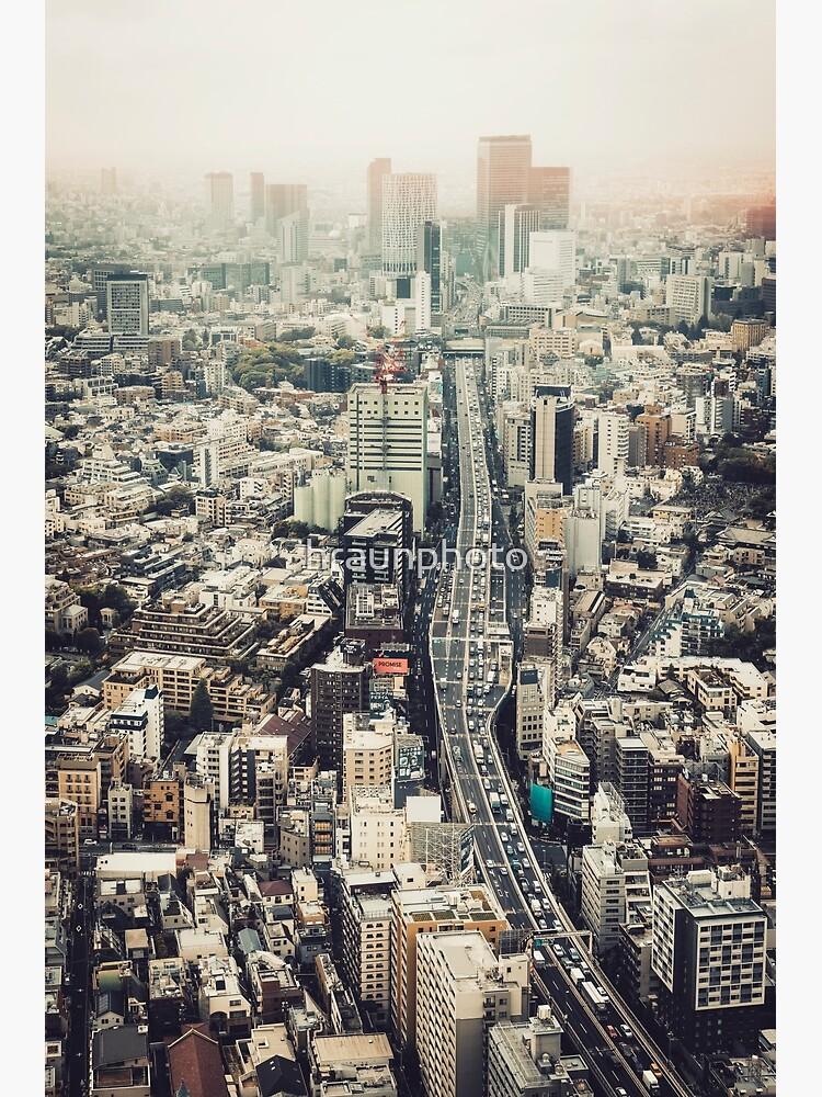 Von Shibuya nach Roppongi von hraunphoto