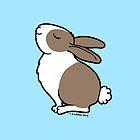 Proud Bunny Rabbit  by zoel