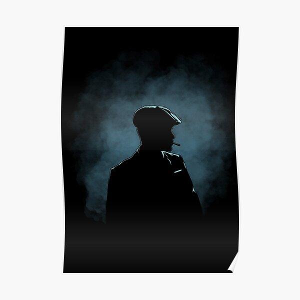 Brummie smoker Poster