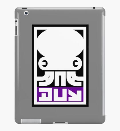 Tako Tag 1 iPad Case/Skin