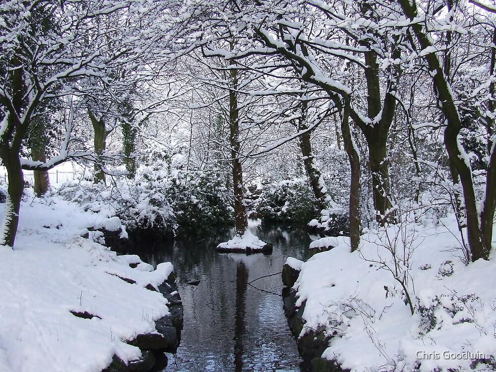 My Secret Place - Stamford Park, Lancashire by Chris Goodwin