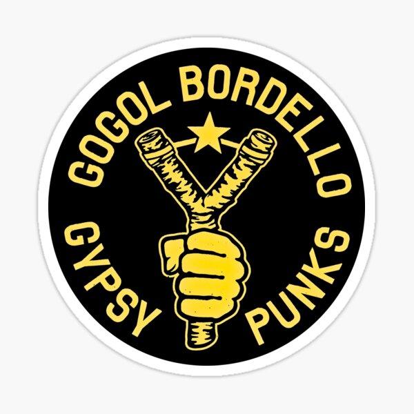 Gogol Negra Sticker