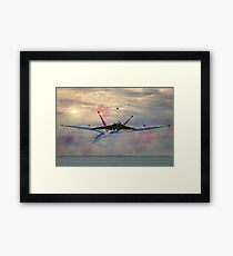 Vulcan Break Framed Print