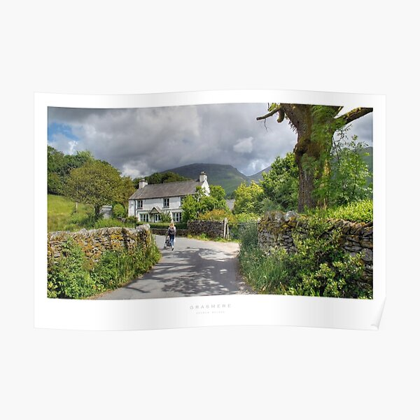 Grasmere, Cumbria Poster