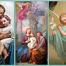 """Holy Image Collection featured in """"Living Christianity"""" & 2 more groups (see below) by ©The Creative  Minds"""