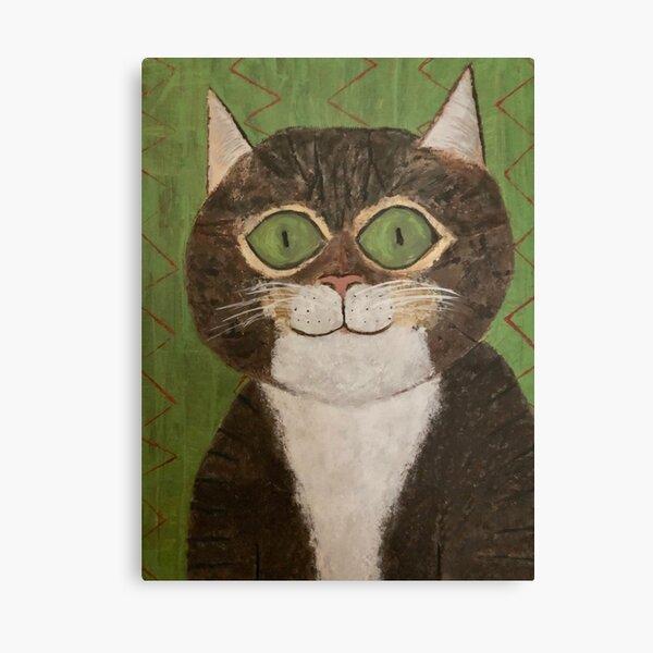 Il Gatto Canvas Print