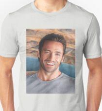 Hugh Jackman Art T-Shirt