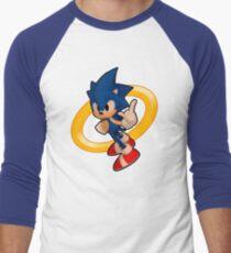 Sonic Ring Men's Baseball ¾ T-Shirt