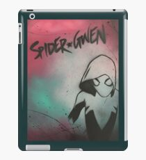 Spider-Gwen  iPad Case/Skin