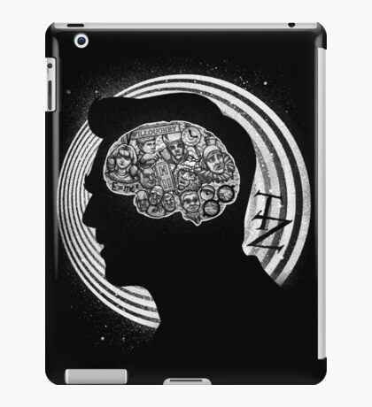 A Dimension of Mind iPad Case/Skin