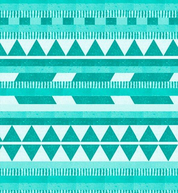 Mint Aztec  by Good Sense
