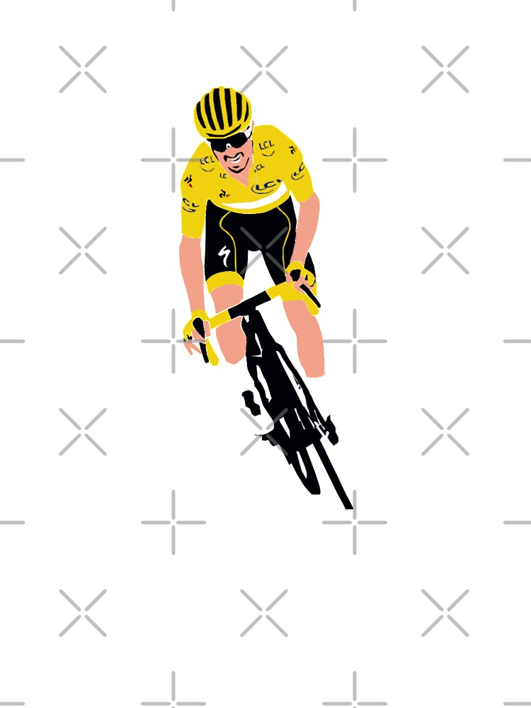 Julian Alaphilippe Tour De France 2 Kids T Shirt By Rhys40 Redbubble