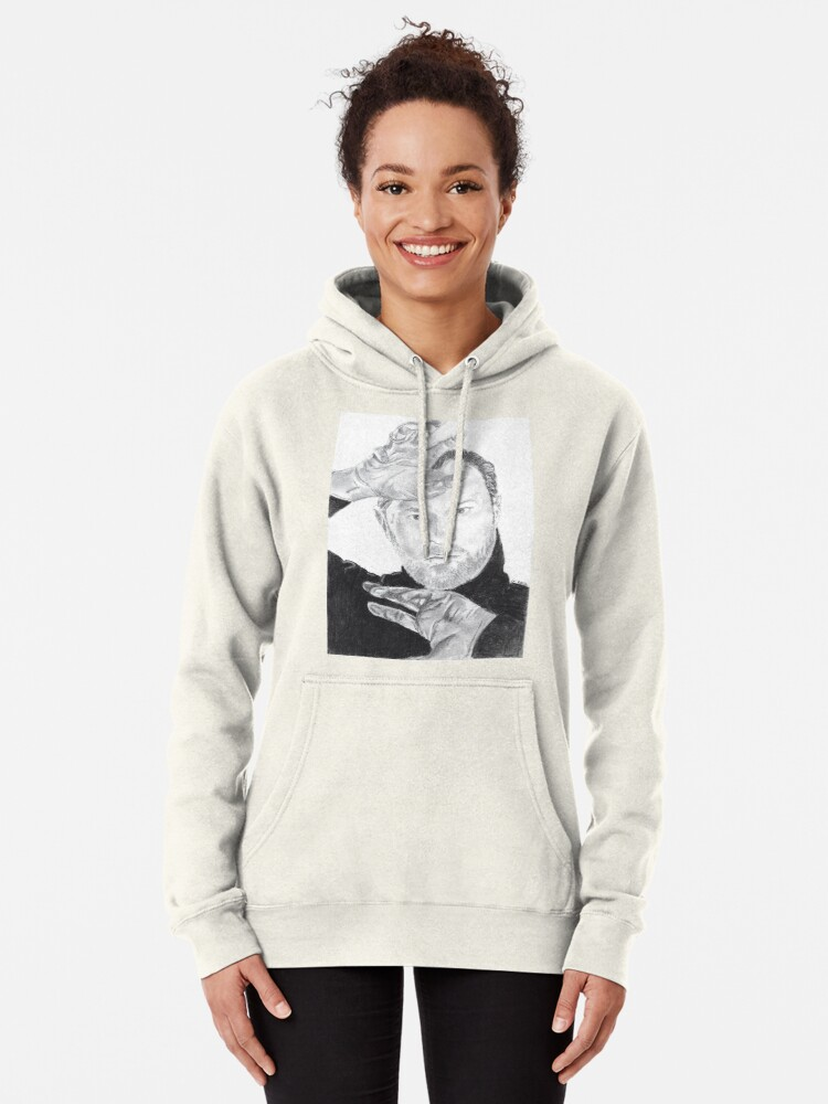 Alternative Ansicht von Mark Gatiss Hoodie