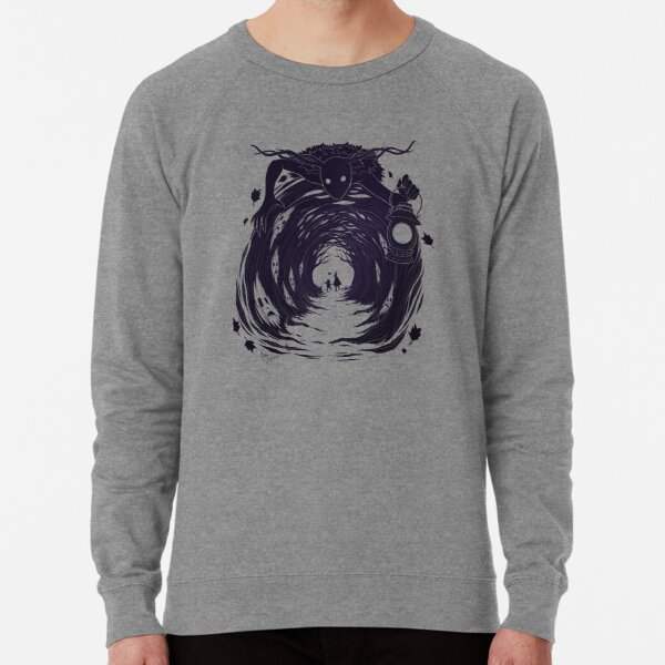 OtGW: If You Go into the Woods at Night... Lightweight Sweatshirt
