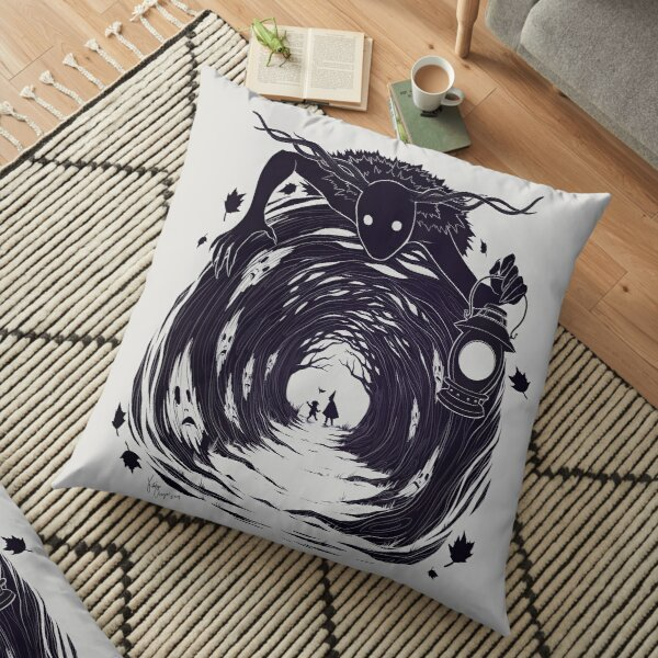 OtGW: If You Go into the Woods at Night... Floor Pillow