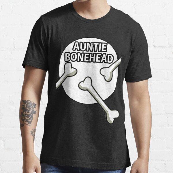 Auntie Bonehead Design  Essential T-Shirt