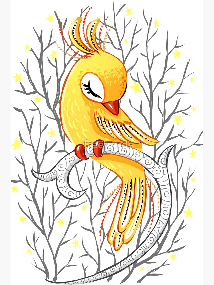Magic Canary by freeminds
