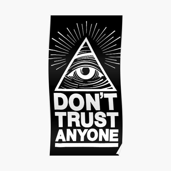Illuminati Bestätigt Poster