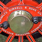 Steam Engine Wheel by lendale