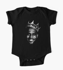 The Notorious L.B.J. Short Sleeve Baby One-Piece