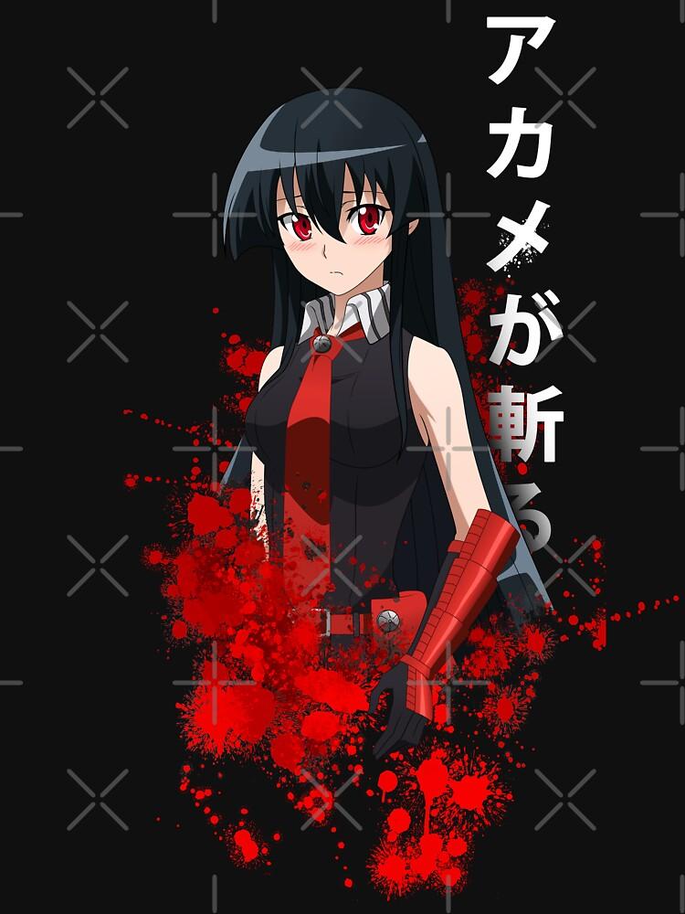 Akame ga kill by Animenox