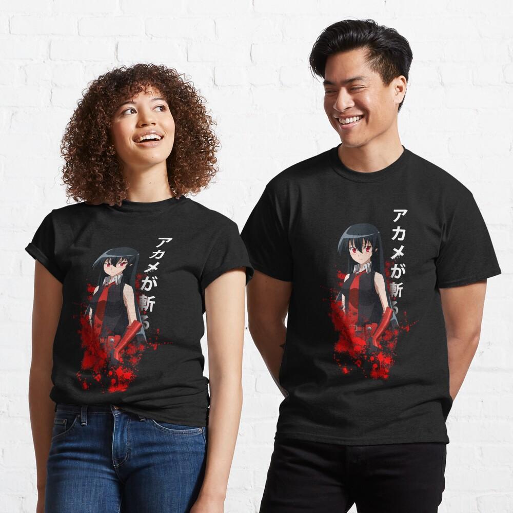 Akame ga kill Classic T-Shirt