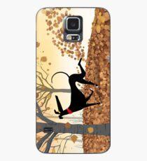 Autumn Hound Case/Skin for Samsung Galaxy