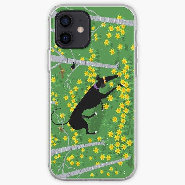 Daffodil Hound iPhone Soft Case
