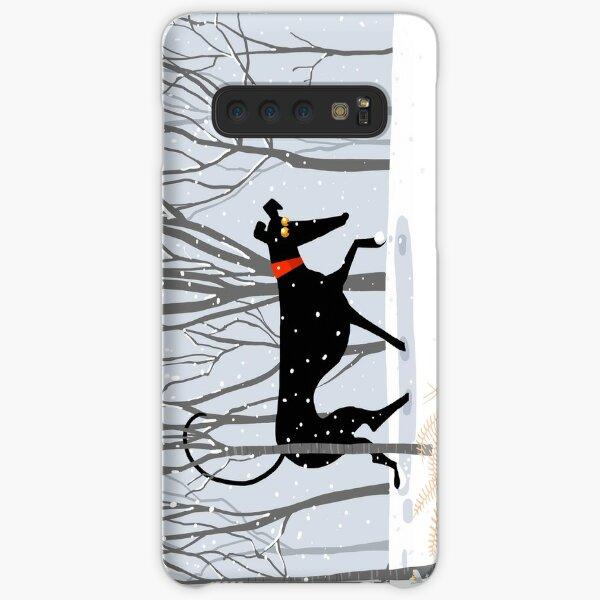 Winter Hound  Samsung Galaxy Snap Case