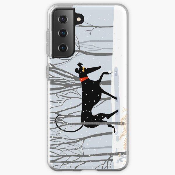 Winter Hound  Samsung Galaxy Soft Case