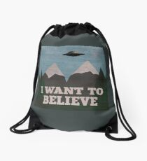 Mochila de cuerdas X-Files Twin Peaks mashup