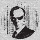 Agent Smith - The Matrix by Jon Winston