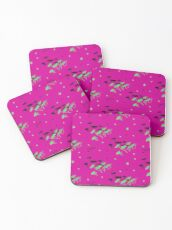 Fennel Seeds Coasters