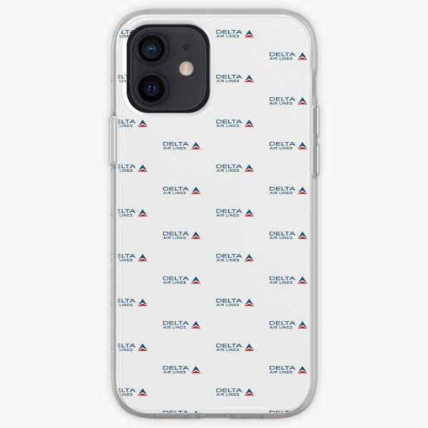 Delta Airlines  iPhone Soft Case