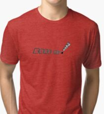 bore me! Tri-blend T-Shirt